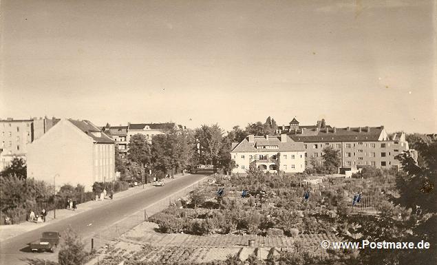 Die ersten häuser in der holzhauserstraße 77 85 mit den ersten